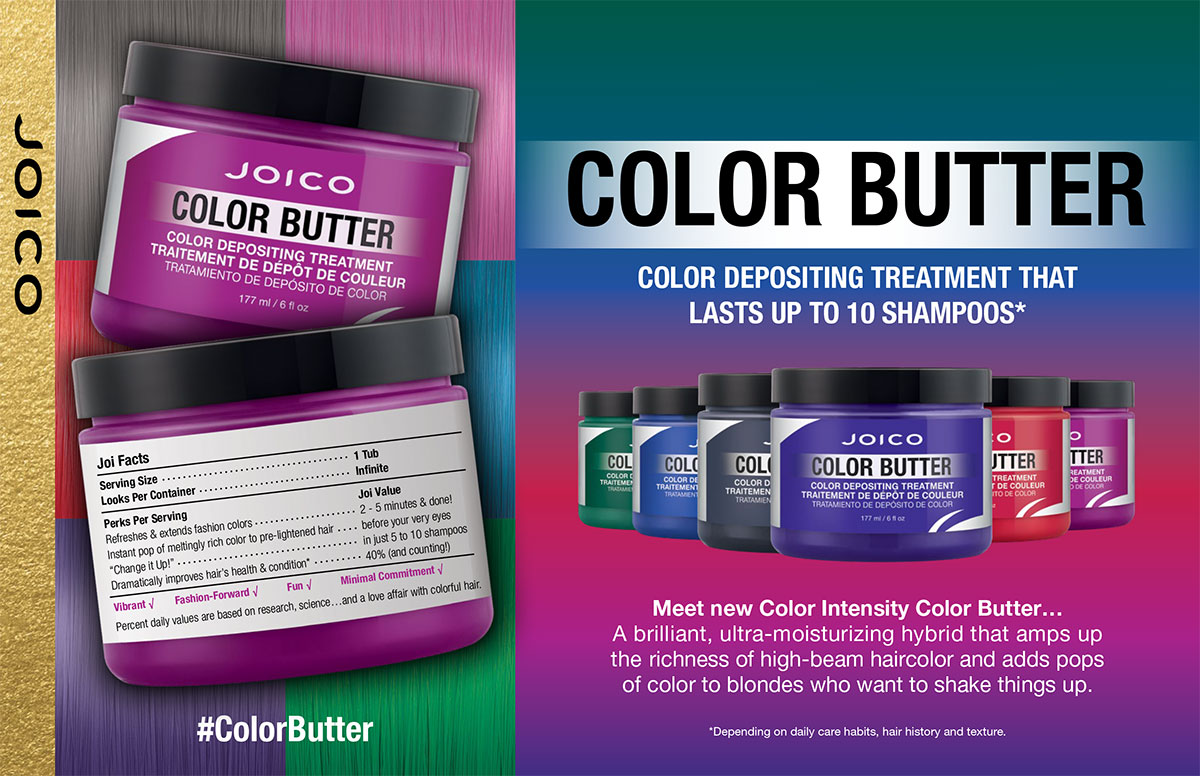 Color butter family fact sheet