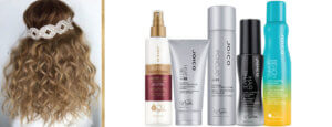 Richard Mannah Holiday Hair with Products