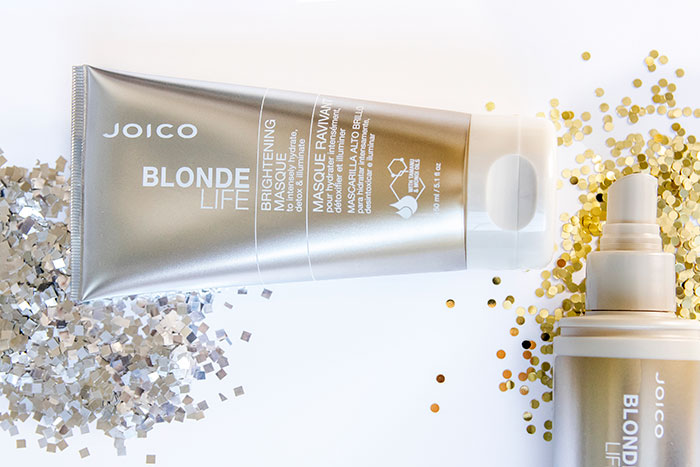 Blonde Life Brightening Masque