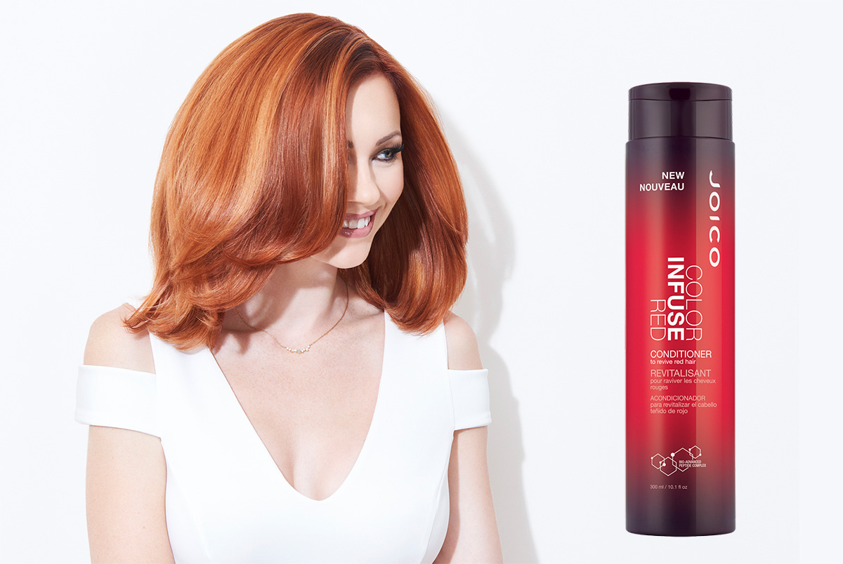 Color Infuse Red Conditioner product and Model