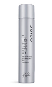 Instant refresh dry shampoo bottle