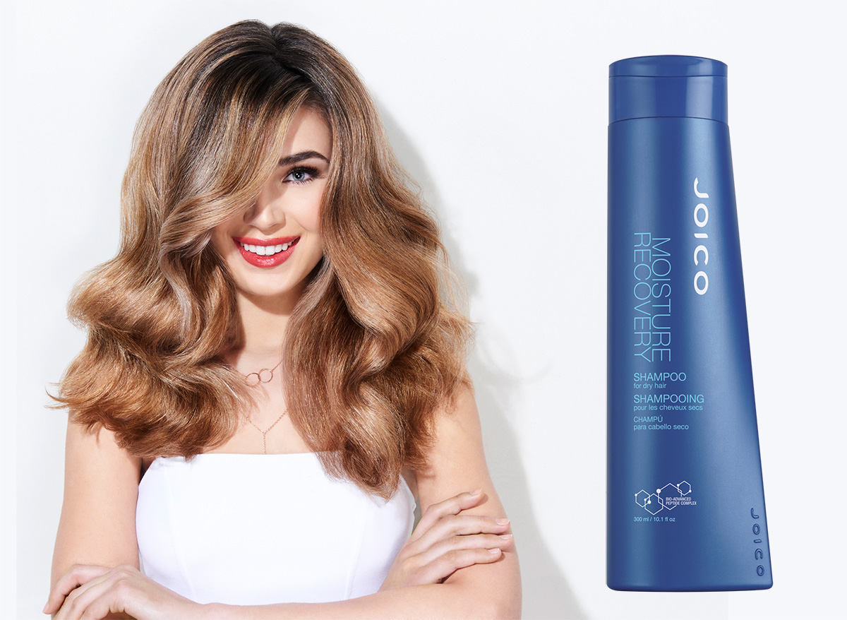 Moisture Recovery Shampoo Product and Model