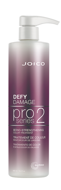 Defy Damage ProSeries 2 Treatment bottle
